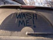 smutsig-bil